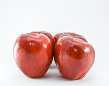 Free Red Apples Royalty Free Stock Photos - 3988168
