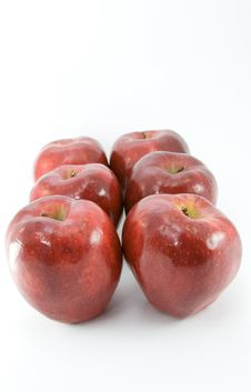 Free Red Apples Royalty Free Stock Image - 3988176