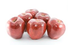 Free Red Apples Royalty Free Stock Photography - 3988187