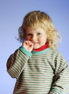 Free Little Girl Stock Images - 3988394