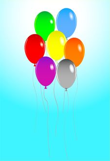 Free Balloons Stock Images - 3989114