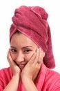 Free Towel Stock Image - 3990861