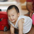 Free Cute Baby Royalty Free Stock Photo - 3994365