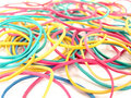 Free Rubber Bands Stock Image - 3997521