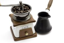 Free Coffee Grinder Stock Photography - 3991792