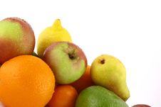 Free A Lot Of Delicious Fresh Fruits Royalty Free Stock Photo - 3992825