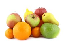 Free A Lot Of Delicious Fresh Fruits Royalty Free Stock Images - 3992829
