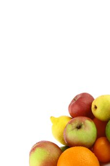 Free A Lot Of Delicious Fresh Fruits Stock Images - 3992834
