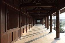 Free Chi Lin Nunnery Stock Photography - 3993622