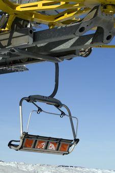 Free Ski Cablecar Stock Image - 3993701