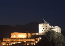 Festung In Kufstein Stock Images