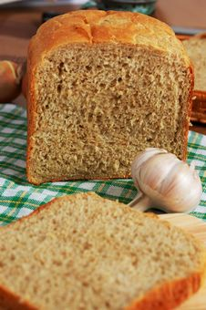 Free Homemade Bread Stock Images - 3995124