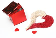 Free Valentine Gift Royalty Free Stock Photos - 3995388