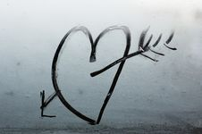 Free Frozen Love Stock Image - 3995391