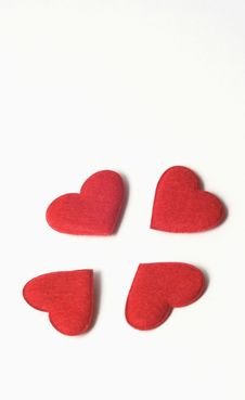 Free Valentine Heart´s Royalty Free Stock Images - 3995709