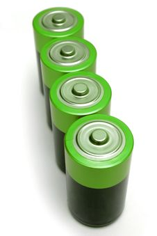Free Batteries Stock Photo - 3995810