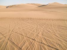 Free Desert Of Ica Stock Photography - 3995822