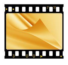Free 35mm Slide Frame Royalty Free Stock Image - 3996296