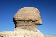 The Great Sphinx Of Giza Near Cairo, Egypt. Stock Photos