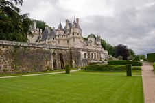 Free Chateau Ussé Royalty Free Stock Photo - 3996385