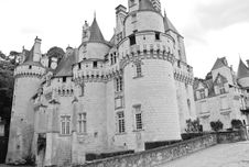 Free Chateau Usse Stock Photo - 3996400