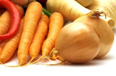 Free Fresh Vegetables Stock Photos - 3998593