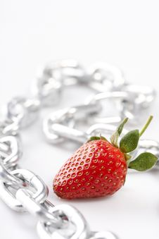 Strawberry Imaginations Royalty Free Stock Images