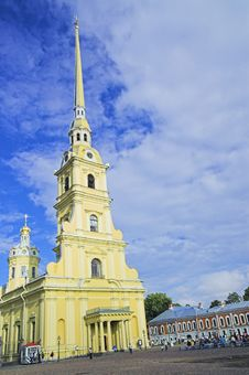 Free Orthodox Cathedral Stock Photos - 3999173