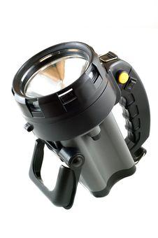 Free Flashlight Royalty Free Stock Photos - 3999308
