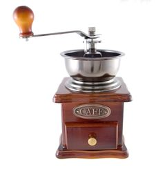 Free Coffee Grinder / Coffee Mill Stock Image - 3999331