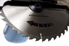 Free Circular Saw Blade Stock Photos - 3999403