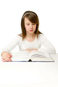 Free Schoolgirl Stock Photo - 3999740