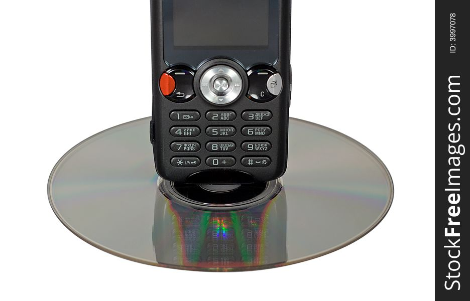 Cellular on cd 1