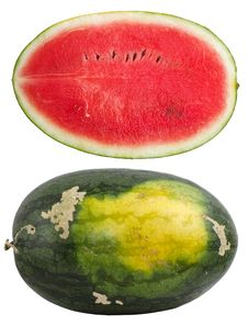 Free Watermelon Royalty Free Stock Photo - 39966215