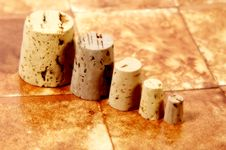 Free Various Corks 2 Stock Photography - 42452