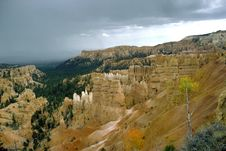 Free Bryce Canyon Storm Stock Photos - 43093