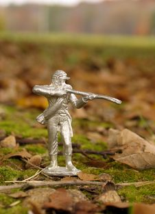 Free Tin Soldier Stock Photo - 44600