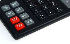 Free Calculate Royalty Free Stock Image - 46006