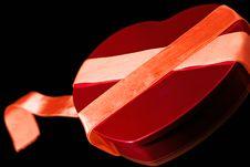 Free Heart Shaped Box. Stock Photo - 47880