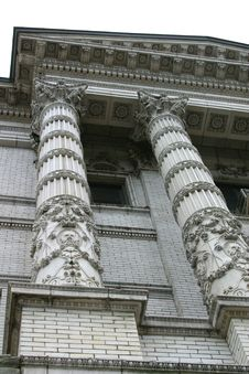 Free Ornate Columns Stock Images - 48344