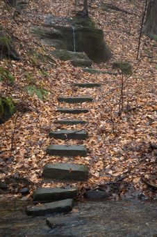 Free Stone Stairs Stock Image - 49781