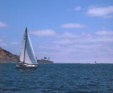 Free Sailing Stock Photography - 400172