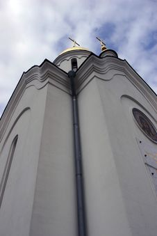 Free The Chapel.  Center Of Russia Stock Photo - 400940