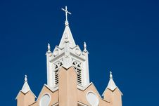 Free Albuquerque Church 1 Royalty Free Stock Image - 402306