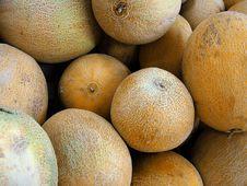 Free Cantaloupe Royalty Free Stock Image - 402496