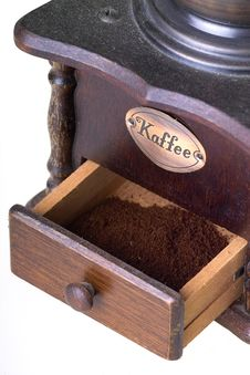 Free Old Coffee Grinder Stock Images - 402524