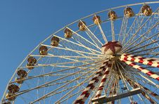 Free Ferris Wheel Royalty Free Stock Photo - 404315