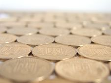 Free Coins 13 Royalty Free Stock Photos - 405068