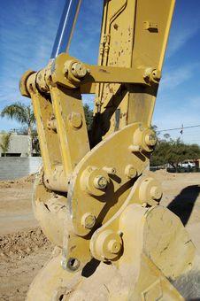Free Backhoe 6 Stock Image - 405431