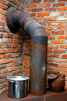 Free Woodstove S Stack Stock Photo - 405490